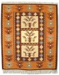 Чипровски килим: Цвекета