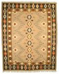 Чипровски килим: Лоза с канатици