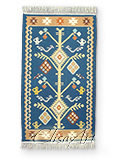 Чипровски килим: Дърво с резкави кола
