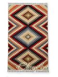 Handmade Kilim Rug:  Bakam