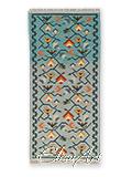 Handmade Kilim Rug: Spring Vine