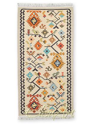 Чипржвски килим: Есенна лоза